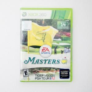 Tiger Wood PGA Tour 12 Masters for Microsoft Xbox 360