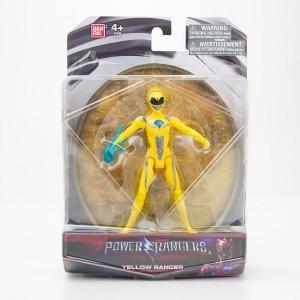 Bandai Power Rangers Yellow Ranger #42604
