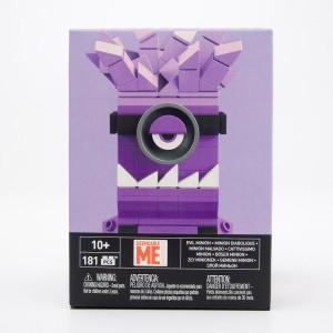 Mega Bloks Kubros Despicable Me Evil Minion 12