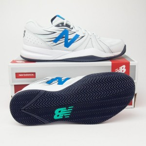 New Balance Men's 786v2 Court Tennis Shoes MC786GB2 in Arctic Fox