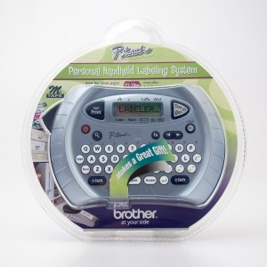 Brother P-Touch Personal Handheld Labeling System PT-70BM