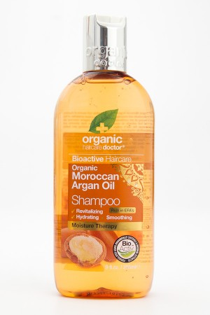Organic Doctor Haircare Moroccan Argan Oil Shampoo 9 fl oz
