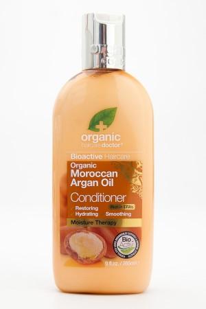 Organic Doctor Haircare Moroccan Argan Oil Conditioner 9 fl oz
