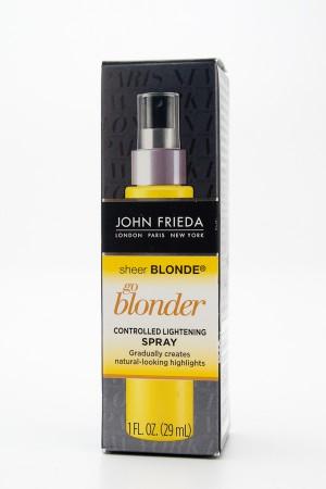 John Frieda Sheer Blonde Go Blonder Controlled Lightening Spray 1 fl oz