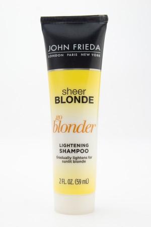 John Frieda Sheer Blonde Go Blonder Lightening Shampoo 2 fl oz