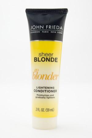 John Frieda Sheer Blonde Go Blonder Lightening Conditioner 2 fl oz