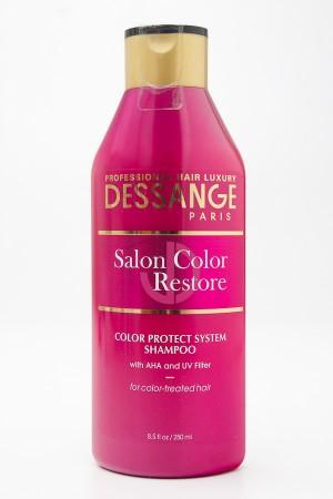 Dessange Salon Color Restore Color Protect System Shampoo 8.5 fl oz