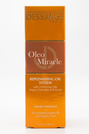 Dessange Oleo Miracle Replenishing Oil System Leave-In Treatment 3.4 fl oz