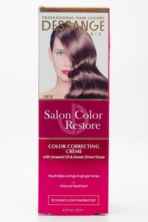 Dessange Salon Color Restore Color Correcting Creme Rinse-Out Treatment 4.2 fl oz