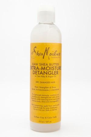 Shea Moisture Raw Shea Butter Extra-Moisture Detangler 8 fl oz