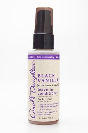 Carol's Daughter Black Vanilla (moisture & shine) Leave-In Conditioner 2.0 fl oz