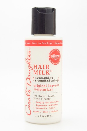 Carol's Daughter Hair Milk (nourishing & conditioning) Original Leave-In Moisturizer 2.0 fl oz