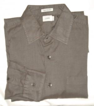 J Crew Woven Dress Shirt Men's Medium - M - 15.5-16