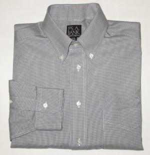 Jos A Bank Traveler's Collection Shirt Men's 15-33