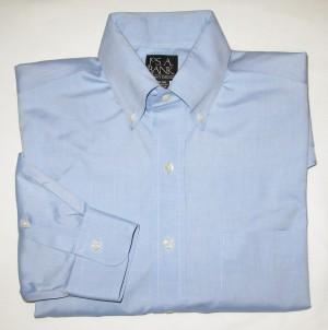 Jos A Bank Traveler's Collection Shirt Men's 15-34