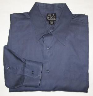 Jos A Bank Dress Shirt Men's 15.5-33 Regular