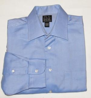Jos A Bank Dress Shirt Men's 15.5-33