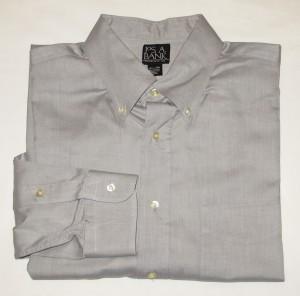 Jos A Bank Dress Shirt Men's 16.5-36R
