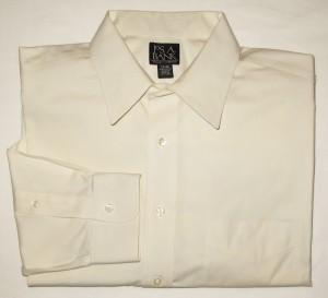 Jos A Bank Traveler's Collection Shirt Men's 17-33