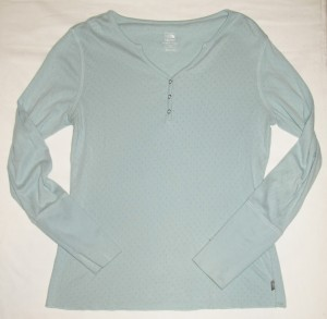 The North Face Earth Series Knit Shirt Women's L - Large