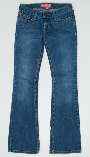 Hollister Stretch Jeans Women's 1R - 1 Regular