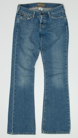 Hollister Fit & Flare Jeans Women's 1R - 1 Regular