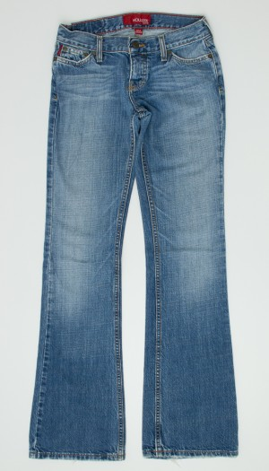 Hollister Button Fly Jeans Women's 1 Regular