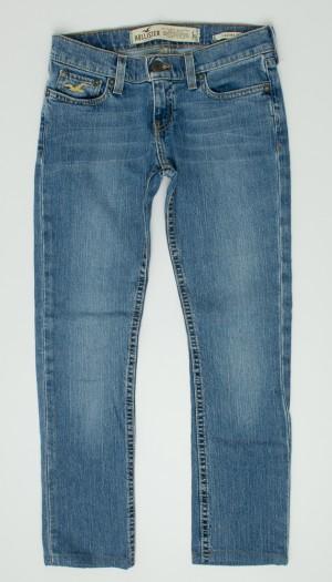 Hollister Laguna Skinny Jeans Women's 1S - 1 Short (hemmed)