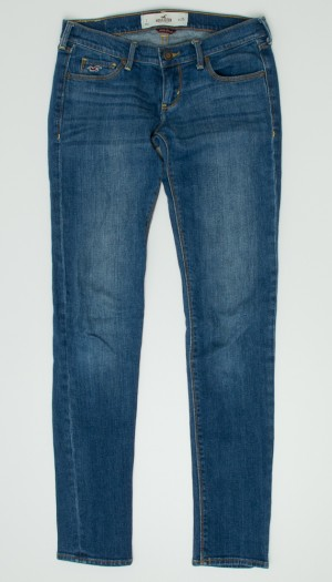 Hollister Oceanside Super Skinny Jeans Women's 1 - W25