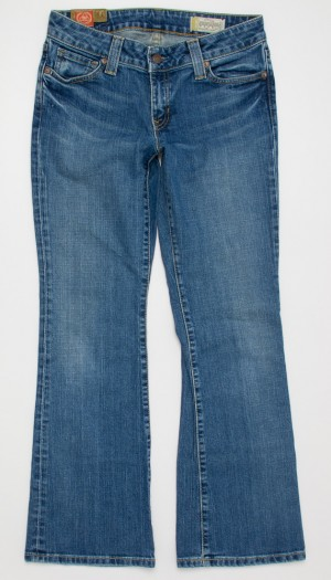 Gap 1969 Curvy Flare Jeans Women's 4A - 4 Ankle