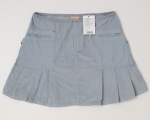 New Free People Corduroy Skirt Women's 0