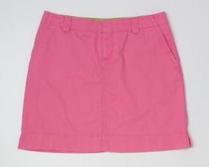 Lilly Pulitzer Chino Skirt Women's 4