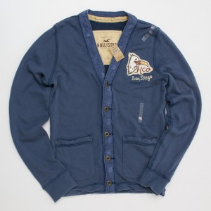 Hollister Cardigan Sweatshirt