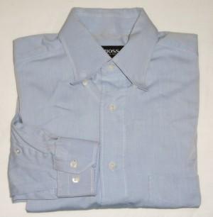 Boss by Hugo Boss Blue Shirt - 15 32/33