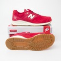 New Balance Men's 530 90s Running Solids Shoes M530AAF in Red