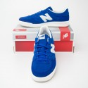 New Balance Men's 300 Terry Court Shoes Sneakers in Blue CRT300IB