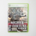 Soldier of Fortune Payback for Microsoft Xbox 360