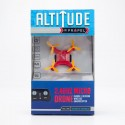Propel RC Altitude 2.4Ghz Micro Drone Indoor/Outdoor Wireless Quadrocopter - Red with Orange