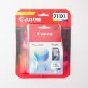 Canon Pixma 211XL Color Fine Ink Cartridge CN211XL-CL-55201-A