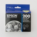 Epson 200 Black Twin Pack 2 Black Ink Cartridges T200120-D2
