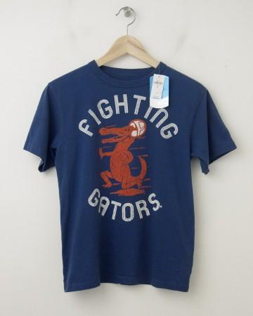 NEW GapKids Tailgate Florida Gators College Tee T-Shirt in Blue