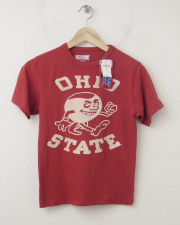 NEW GapKids Tailgate Ohio State College Tee T-Shirt in Red