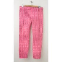 NEW Gap Slim Cropped Pants in Lantern Print