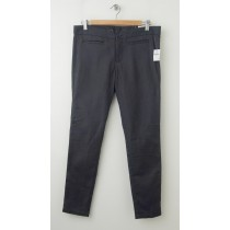NEW Gap Super Skinny Jacquard Pants in Charcoal