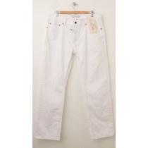 NEW Banana Republic Vintage Straight Fit Jeans in White