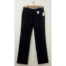 GapKids Boy's GapShield Uniform Straight Chino Pants in Basic Black