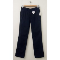 GapKids Boy's GapShield Uniform Straight Chino Pants in True Navy