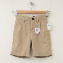 GapKids Boy's GapShield Easy Fit Pleated Short in Cargo Khaki