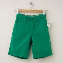 NEW GapKids Boy's Flat Front Shorts in Gumdrop