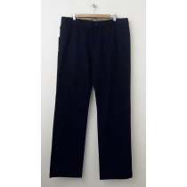 NEW Gap Straight Fit Classic Khaki Pants in Black